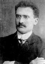דב (בר) בורוכוב - 100 שנה למותו